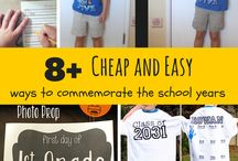 Back to School / All about back to school