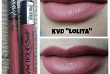 MAKE UP DUPES - KAT VON D