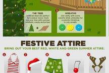 Christmas in July / by CLT Kid Party Stylist