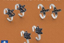 Toe Rings / Beautiful collection of toe rings in exclusive designs
