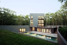 Architecture + Residential Modern / the best examples of contemporary residential architecture