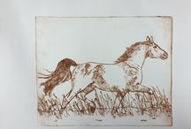 Horses / Grafik