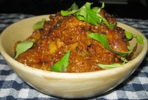 Kerala Recipes / Recipes from the southern most Indian state of Kerala.