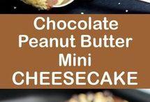 choco peanut mini cake