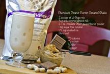 Vi Shake Recipes / by Nicole Miller