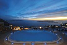 Santorini Lilium Villas pool / Swimming pool