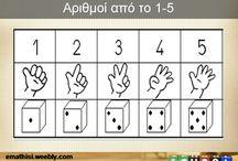 Μαθηματικά Α'Δημοτικού