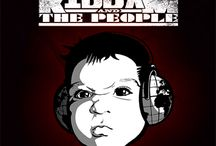 Discography / Les disques de Kiddam And The People http://kiddamandthepeople.com
