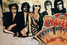 Wilbury's... End Of The Line... / George Harrison, Jeff Lynne, Tom Petty, Bob Dylan, Roy Orbison & Friends...