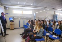 Careers Day for Gateshead schools 2017 / The QE Hospital welcomed the next generation of healthcare workers with a careers open day for students to go behind the scenes at the NHS.