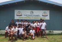 Volunteer in The Cook Islands