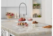Kitchen counters / by Patty Goethals