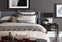 bedrooms design / by Geraldine Cross