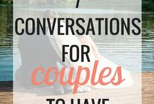 Marriage Advice / Marriage advice for how to strengthen your relationship, spice things up, and reconnect with your spouse. How to overcome challenges, have a happy marriage, and use your spouse's love language.