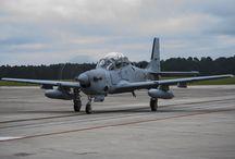 Light attack aircraft