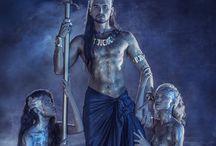 deuses ensaio