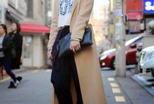 Корейская Уличная Мода