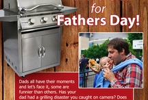 Fathers Day Photo Contest / Wouldn't you just be the apple of Dad's eye if you won this great grill for your Pops? Upload your funniest 'Dad' photo on http://woobox.com/3kk935, get the most votes, win a new Titan grill. Whether you keep it for yourself or give it to dear old dad is your call.