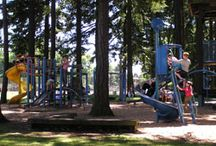 portland parks / by Christy Wynkoop