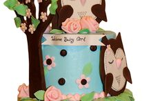 Baby Shower Cakes / Baby Shower Cakes