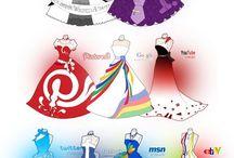 Drawed Wears & HairStyles / Chlotes