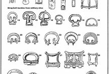 Roman legionary belt (project)