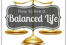Maintaining Balance / How to maintain your balance