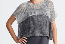Crop knitted
