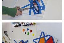 Geschenke mit Kindern machen