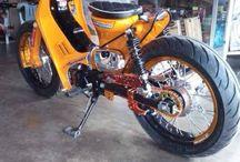 Honda dragster