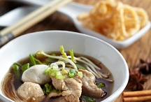 Thai Food Thai People Eat / A collection of REAL, everyday Thai food that's authentic and delicious! Will cook these one day. / by Monsicha Hoonsuwan