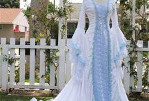 vestidos medievales