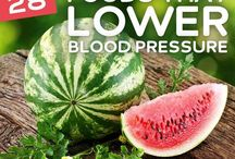 foods to lower blood pressute