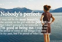 apreciate of who you are
