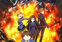 Anime - Spring 2012