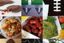 Football B-Day Party Ideas / by Katieb (Mundie Moms)