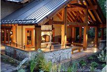 Strechy, drevené domy, záhrady / Krásne drevené domy, záhrady, strechy od výmyslu sveta. Naplánujte si aj vy niečo jedinečné. My to pre Vás vytvorime. I.M. Team - profesionáli pre každú strechu, dom a záhradu.