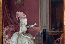Rococo Digital Art