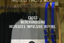 Muted Facts / To learn, To inspire and to know about some quick facts about visual merchandising.  Now more at www.mutedspace.com