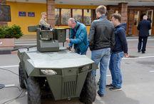 Unmanned Ground Vehicle / #БНТЗ | Unmanned Ground Vehicle #UGV
