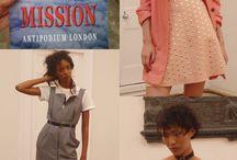 London Fashion Week / Fashion Week shenanigans!