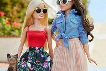Barbie - stroje