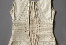 Stays: Late 18thc/Early19thc / by Sew 18th Century