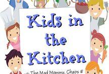 #KidsInTheKitchen!