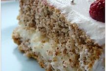 cevizli kek pasta