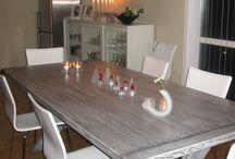 Møbler / Til neste gang vi bytter møbler: Dette må vi spare til, både til stue og kjellerstue :)