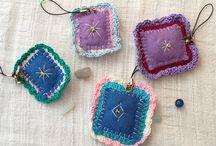 ❤️ knitting and felting ❤️