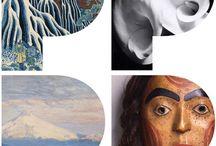 GALLERY / MUSEUM / CULTURAL INSTITUTIONS Identities / logo + branding