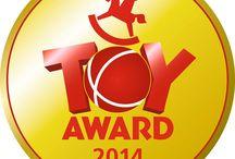 ToyAward Winners 2014 / Here they are: The ToyAward Winners 2014! Congratulations! / by Spielwarenmesse