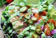 Salads and Dressings OHD